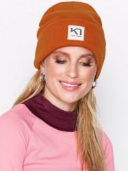 Kari Traa Røthe Beanie Accessories Sport Rust