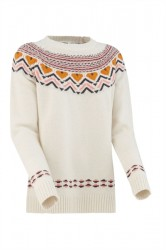 Kari Traa - Strik - Sundve Knit - White