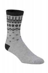 Kari Traa - Strømper - Løkke Sock - Grey