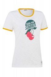 Kari Traa - T-shirt - Songve Tee - White