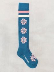 Kari Traa Tåtil Sock Strømper Blå