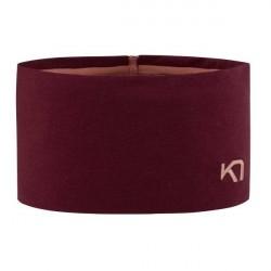 Kari Traa Tikse Headband - Wine red * Kampagne *