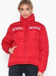 Karl Kani KK Retro Reversible Puffer Jacket Dunjakker