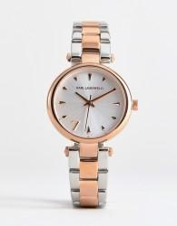 Karl Lagerfeld KL5008 ladies stainless steel two tone watch - Multi