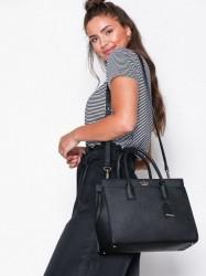Kate Spade New York Candace Satchel Håndtaske Sort