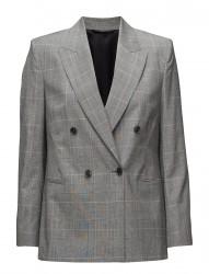 Katie Check Suit Jacket