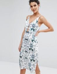 Keepsake Keeping Score Dress - Multi