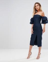 Keepsake Magnolia Dress - Black