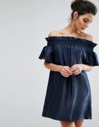 Keepsake Sweet Life Mini Dress - Navy
