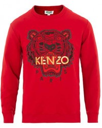 Kenzo Chinese New Year Icon Tiger Sweatshirt Red