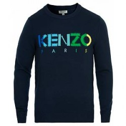 Kenzo Paris Jumper Dark Blue