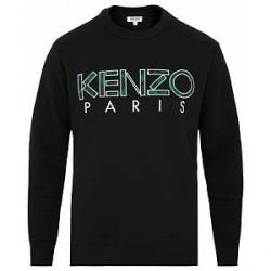 Kenzo Paris Sweatshirt Black