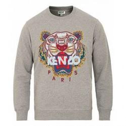 Kenzo Tiger Classic Sweatshirt Grey