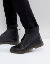 Kg By Kurt Geiger Lace Up Boots - Black