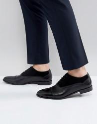 Kg By Kurt Geiger Suede Contrast Lace Up Shoes - Black