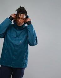 Killtec Kimo Ski Hooded Jacket - Grey