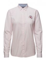 Kim Oxford Shirt Ls,