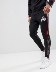 Kings Will Dream Roxberry Joggers In Black - Black