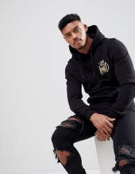 Kings Will Dream Slater Hoodie In Black - Black