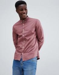 Kiomi Oxford Shirt In Pink - Pink