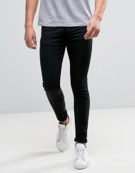 Kiomi Skinny Fit Jeans - Black