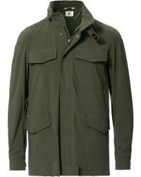 Kired Waterproof Bi-Stretch Fieldjacket Green men 46 Grøn