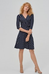 Kjole Celia Stripe Dress
