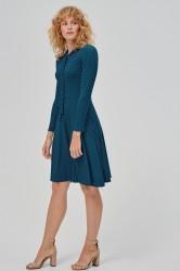Kjole Elvy Dot Dress