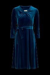 Kjole Isan Velvet Dress
