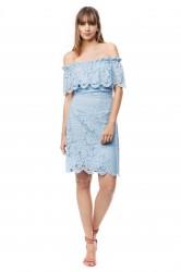 Kjole Serafina Mini Dress
