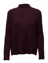 Knit Blouse With Slits