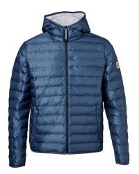 Knowledge Cotton Apparel Polyester Jacket 92218 (MØRKEGRÅ, XLARGE)