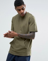 Kubban Front Pocket T-Shirt - Green