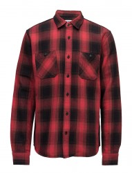 Labour Shirt Heavy Flanel Brushed