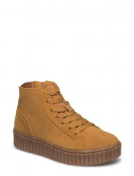Laced Up Suede Boot Jas17