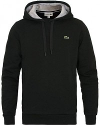 Lacoste Hoodie Black men 6 - XL Sort