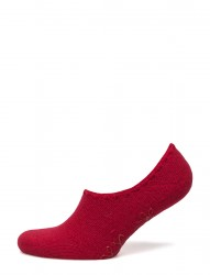 Ladies Anklesock, Wool Blend Steps