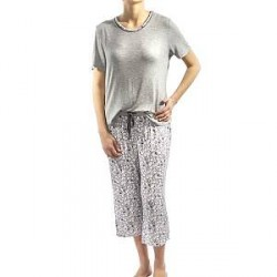 Lady Avenue Soft Bamboo Pyjamas - Pattern-2 * Kampagne *