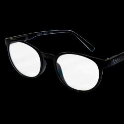 Læsebriller +2.0 Bastia Soft Black