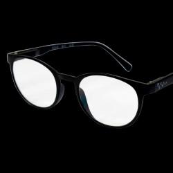Læsebriller +3.0 Bastia Soft Black