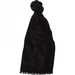 LANVIN 5043 tørklæde Black