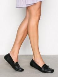 Lauren Ralph Lauren Briley Flats Loafers Sort