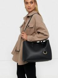 Lauren Ralph Lauren Marcy Satchel Large Håndtasker