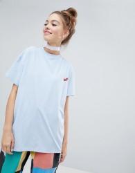 Lazy Oaf oversize bacon t-shirt - Blue