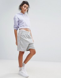 Lazy Oaf Popper Shorts - Grey