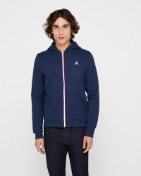 Le Coq Sportif ESS FZ Hoody No 1 sweatshirt