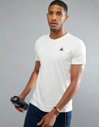 Le Coq Sportif Logo T-Shirt - White