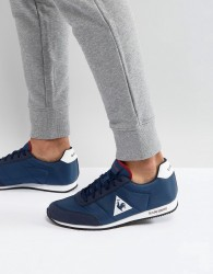 Le Coq Sportif Raceron Nylon Trainers In Navy 1711236 - Navy