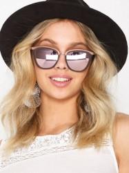 Le Specs Caliente Solbriller Matte Mocca
