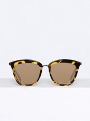 Le Specs Caliente Solbriller Tortoise